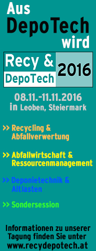 Recy & DepoTech 2016
